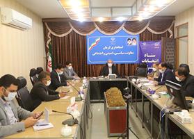 رئیس ستاد انتخابات استان کرمان:قانون باید دقیق و کامل اجرا شود