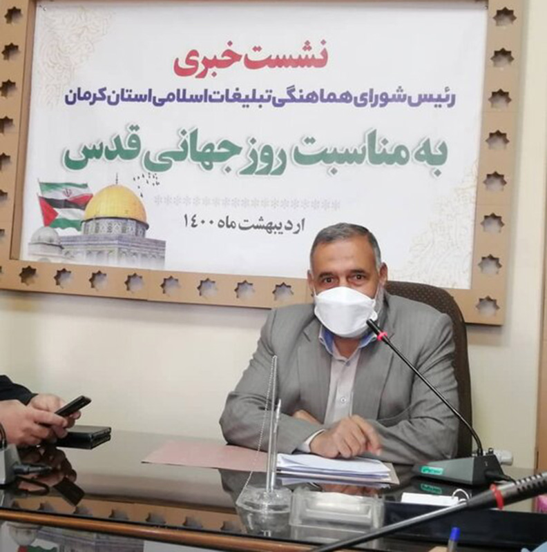 قدس و فلسطین بخشی از محور مقاومت در منطقه است