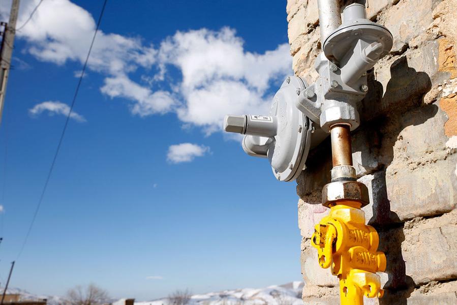 توزیع بیش از ۹ هزار میلیون متر مکعب گاز طبیعی در استان کرمان