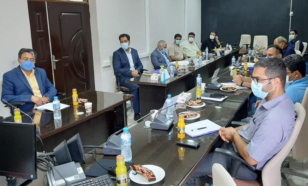 برگزاری نشست هم اندیشی با مدیران صنایع بالای سه مگاوات شهرستان سیرجان