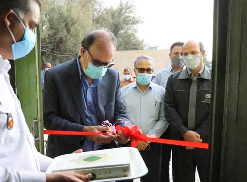 با مشارکت شرکت گل گهر سومین مرکز واکسیناسیون کرونا در سیرجان راه اندازی شد